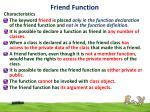 friend function6