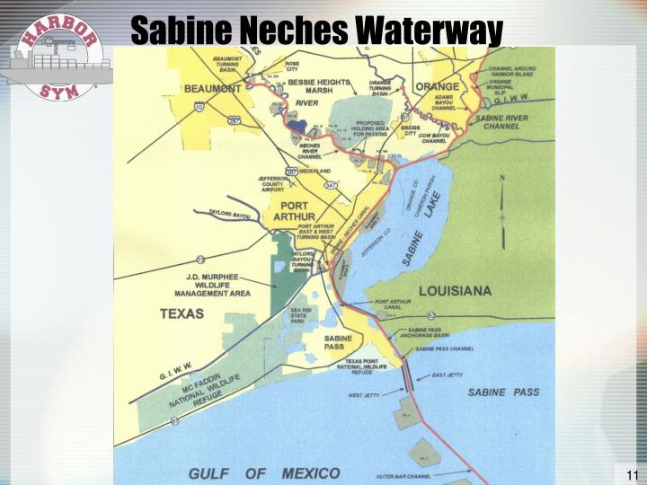 Sabine Neches Waterway