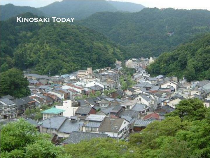 Kinosaki Today