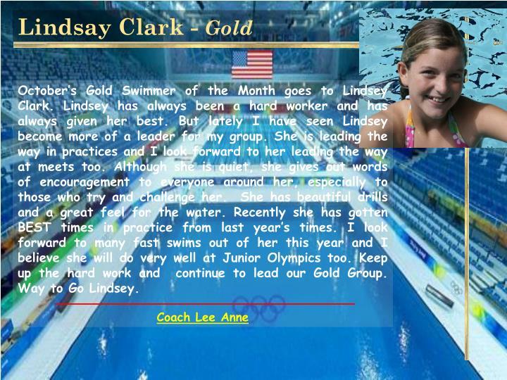 Lindsay Clark -