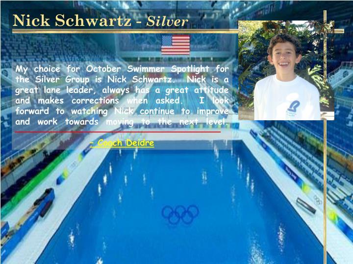Nick Schwartz -