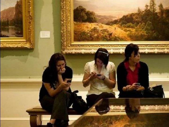 En visite au musée