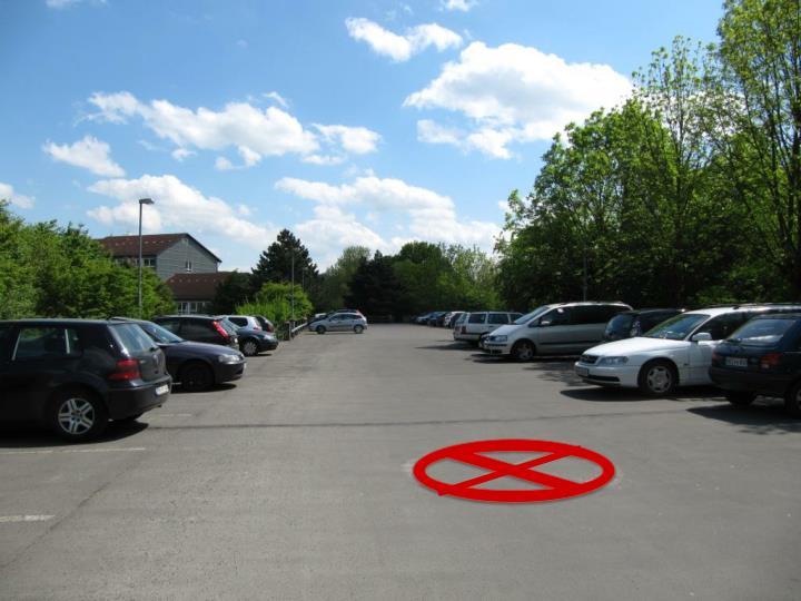 Wo kann ich parken?