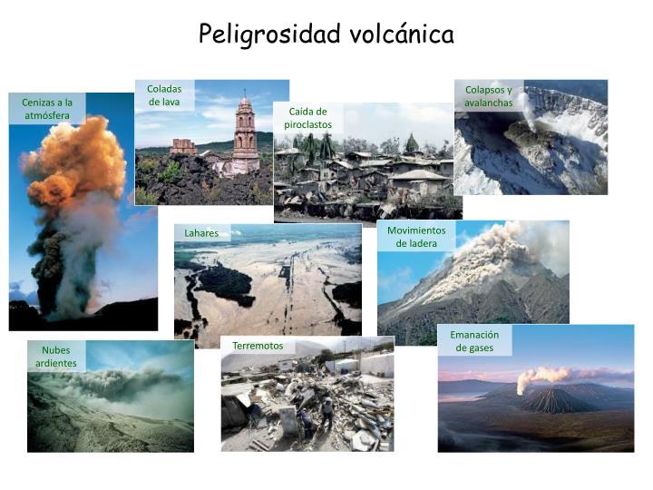 Peligrosidad volcánica