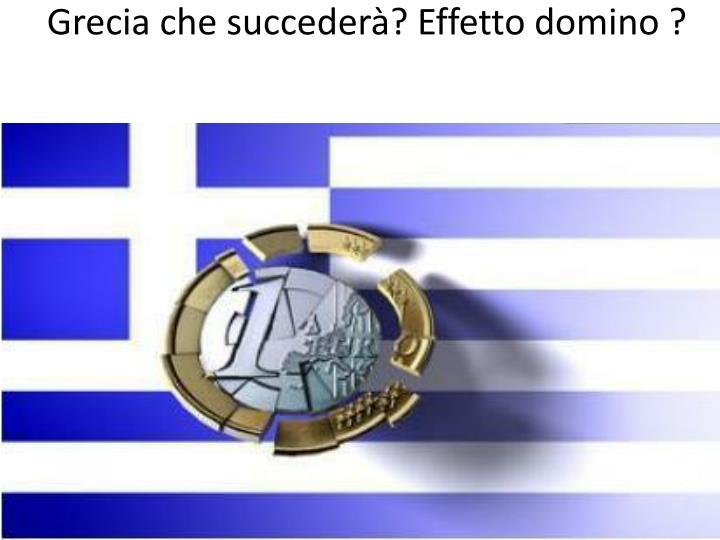 Grecia che