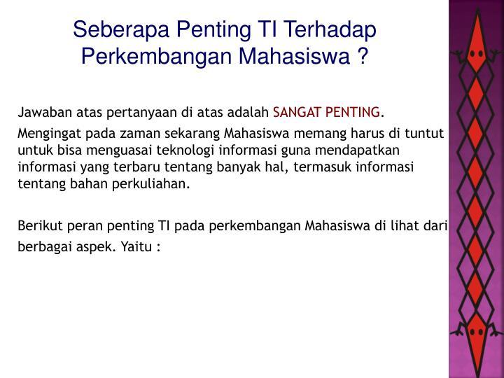 Jawaban atas pertanyaan di atas adalah