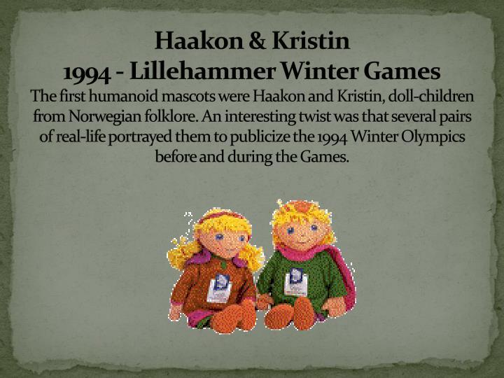 Haakon & Kristin