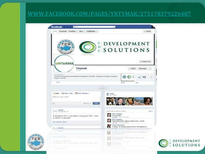 www.facebook.com/pages/Yntymak/275178379226487