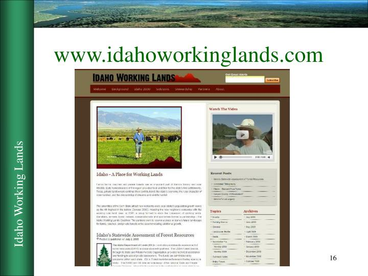 www.idahoworkinglands.com