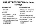 market research telephone surveys