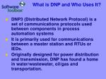 what is dnp and who uses it