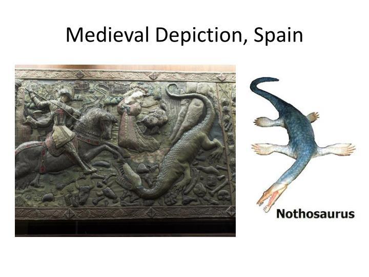 Medieval Depiction, Spain