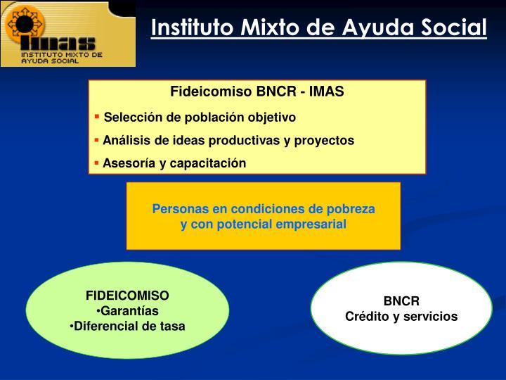 Instituto Mixto de Ayuda Social
