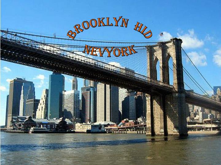 Brooklyn  hid