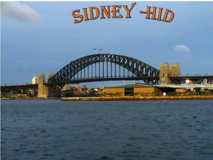 Sidney -hid