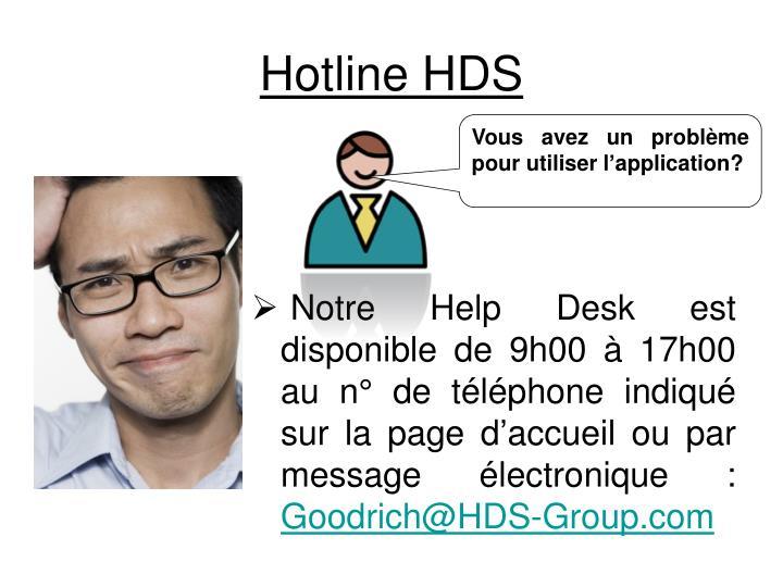 Hotline HDS