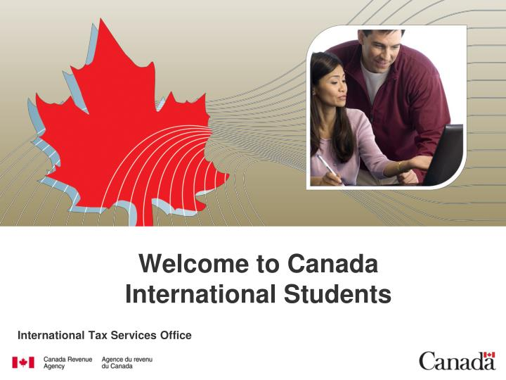 International tax services office