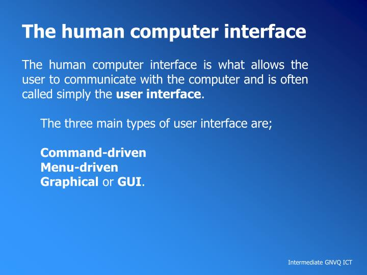 user interfaces ic compiler computer science essay In integrated circuits, user can interact with the computer using monitor and keyboard with an operating system this integrated circuit can run more than one program at once times it is run with the central program that monitored the memory this is the first computer that the mass audiences.