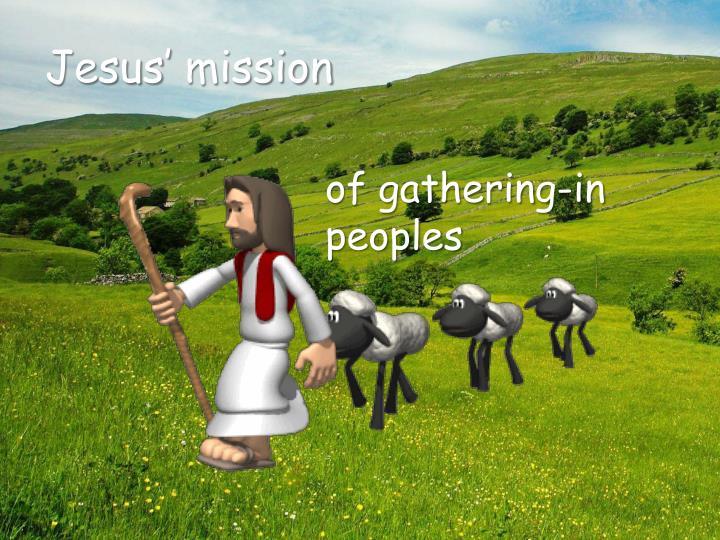 Jesus'