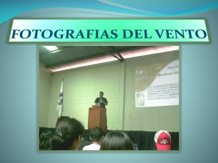 FOTOGRAFIAS DEL VENTO