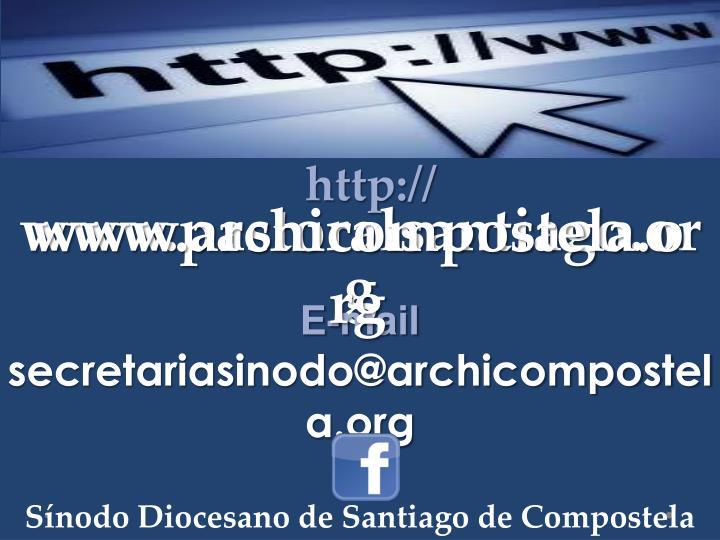 www.pastoralsantiago.org