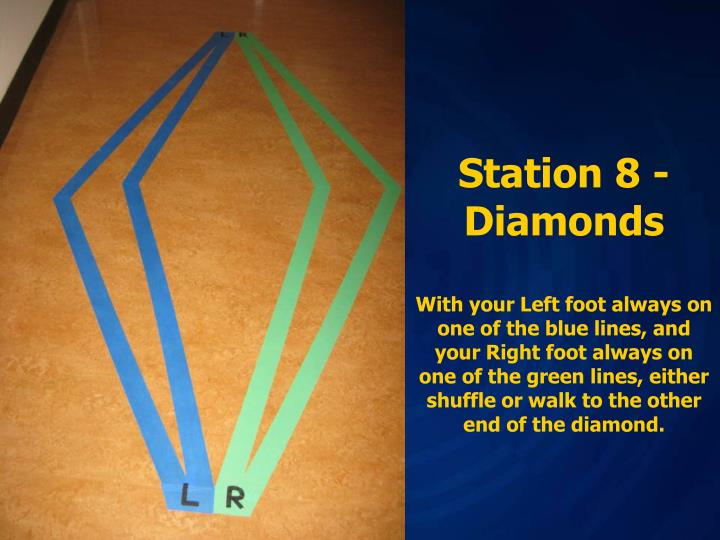 Station 8 -