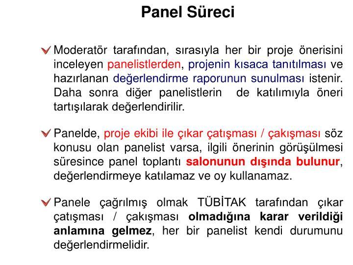 Panel Süreci