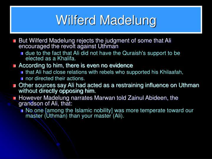 Wilferd Madelung