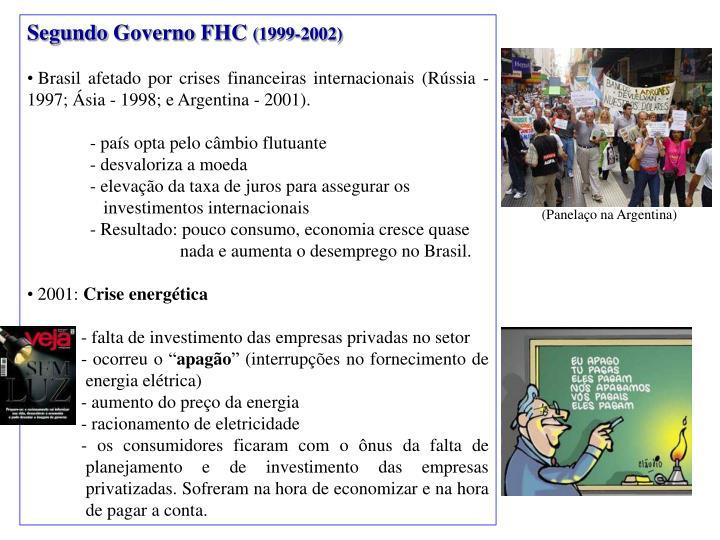 Segundo Governo FHC