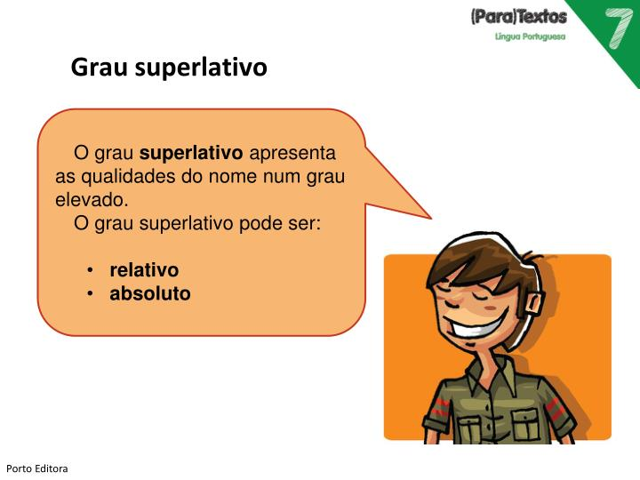 Grau superlativo