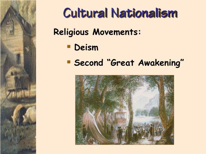 Cultural Nationalism