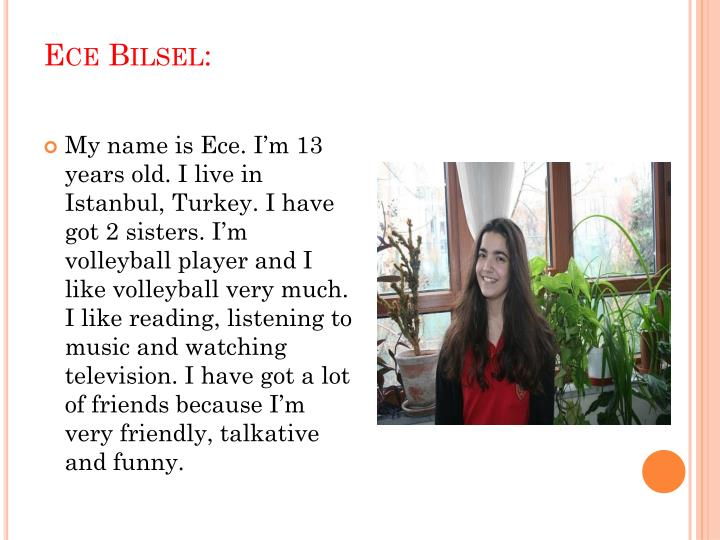 Ece Bilsel: