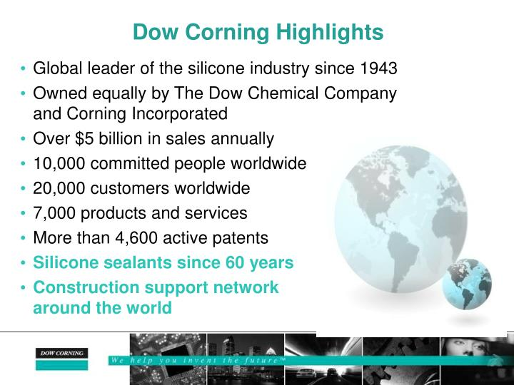 Dow Corning Highlights