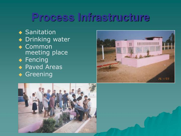 Process Infrastructure