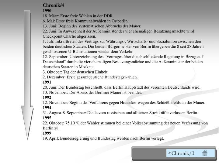 Chronik/4