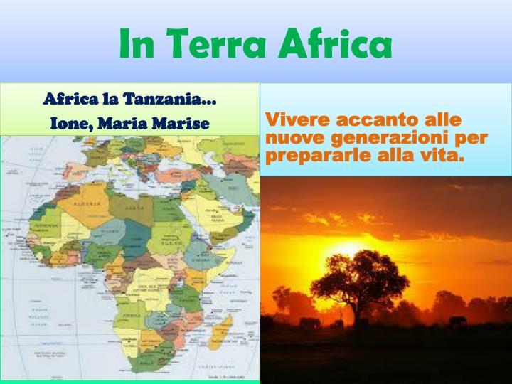 In Terra Africa