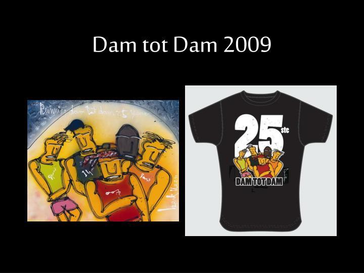Dam tot Dam 2009