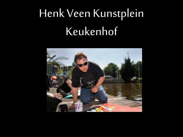 Henk Veen Kunstplein Keukenhof