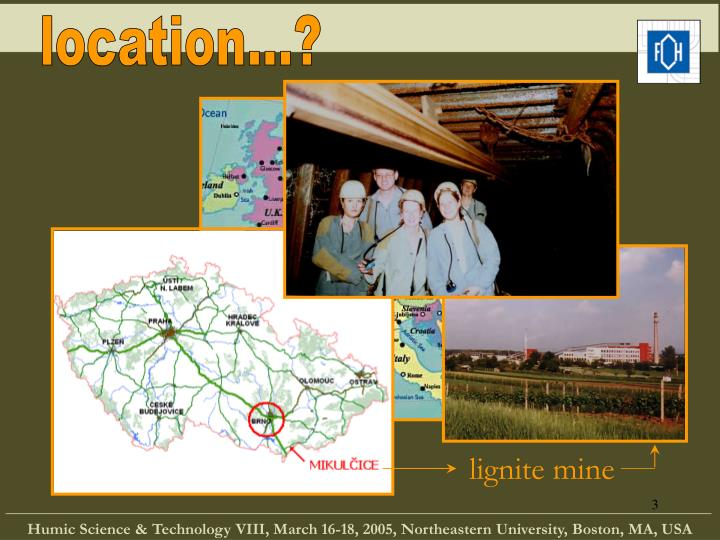 lignite mine