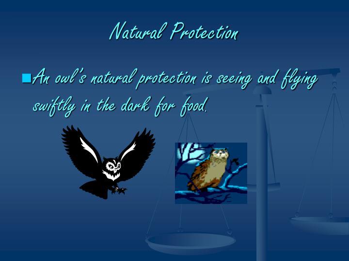 Natural Protection