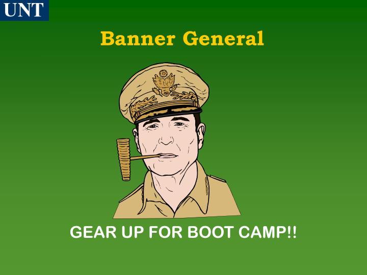 Banner General
