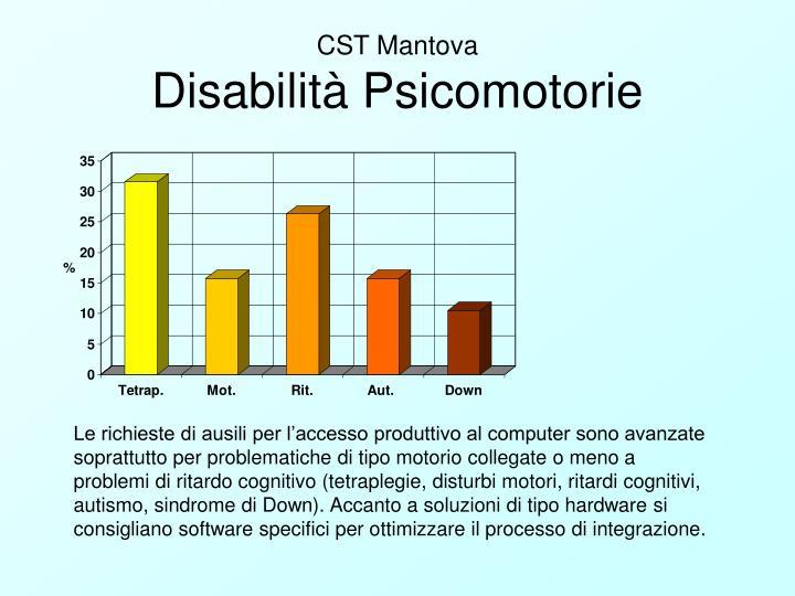 CST Mantova