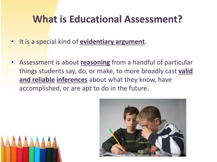 What is Educational Assessment?