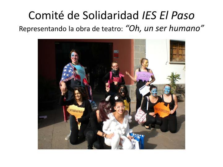 Comité de Solidaridad