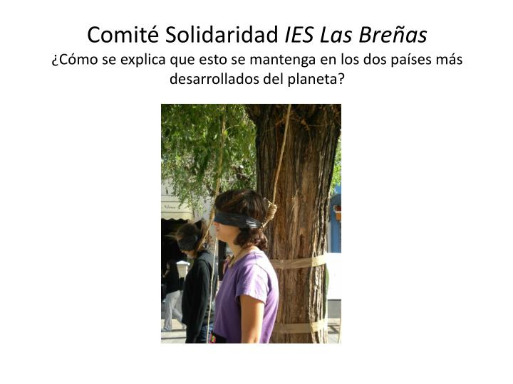 Comité Solidaridad