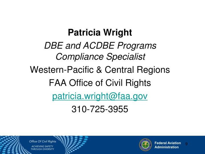 Patricia Wright