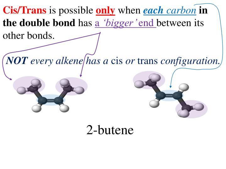Cis/Trans