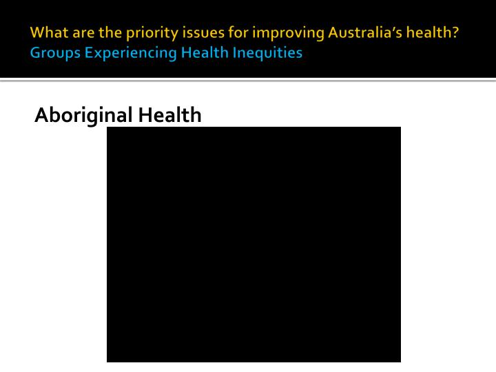 overseas born people health inequities People are heavily influenced by the communities they work and live in, and the   as discussed later in this chapter, studies of health inequities have focused  largely  2014 update: how the us health care system compares  internationally.