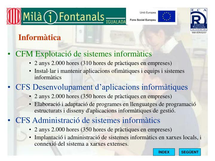 Informàtica