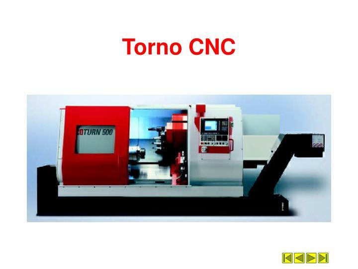 Torno CNC